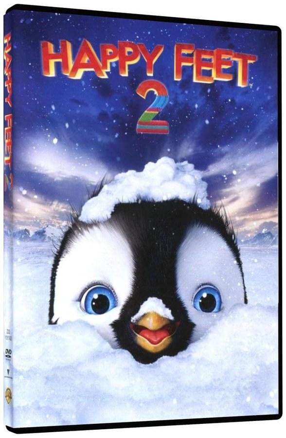 HAPPY FEET 2 - DVD