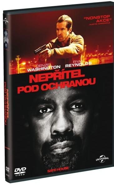 NEPŘÍTEL POD OCHRANOU - DVD