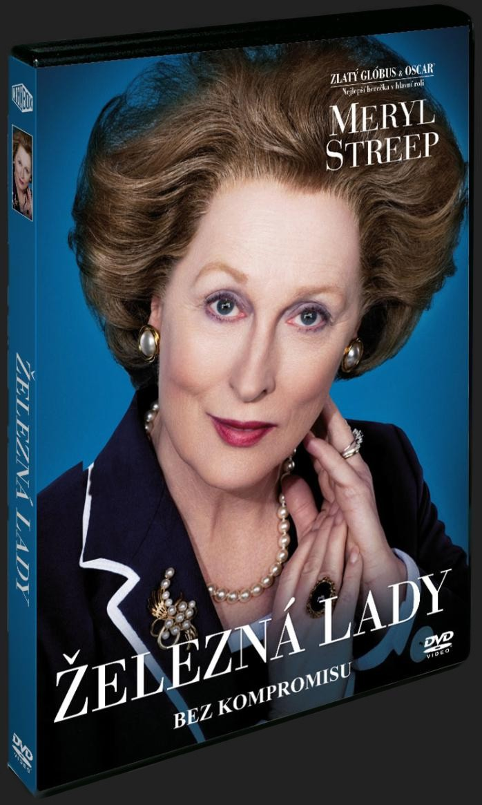 ŽELEZNÁ LADY - DVD