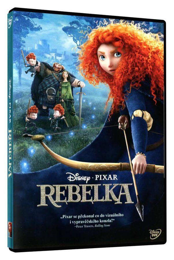 REBELKA - DVD