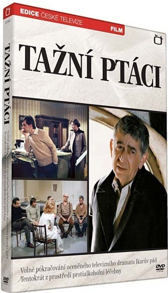 TAŽNÍ PTÁCI - DVD