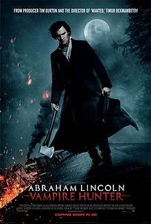 ABRAHAM LINCOLN: LOVEC UPÍRŮ - DVD