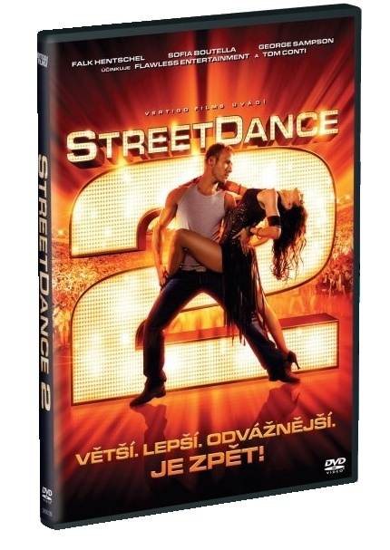 STREETDANCE 2 - DVD