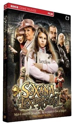 SAXÁNA A LEXIKON KOUZEL - DVD