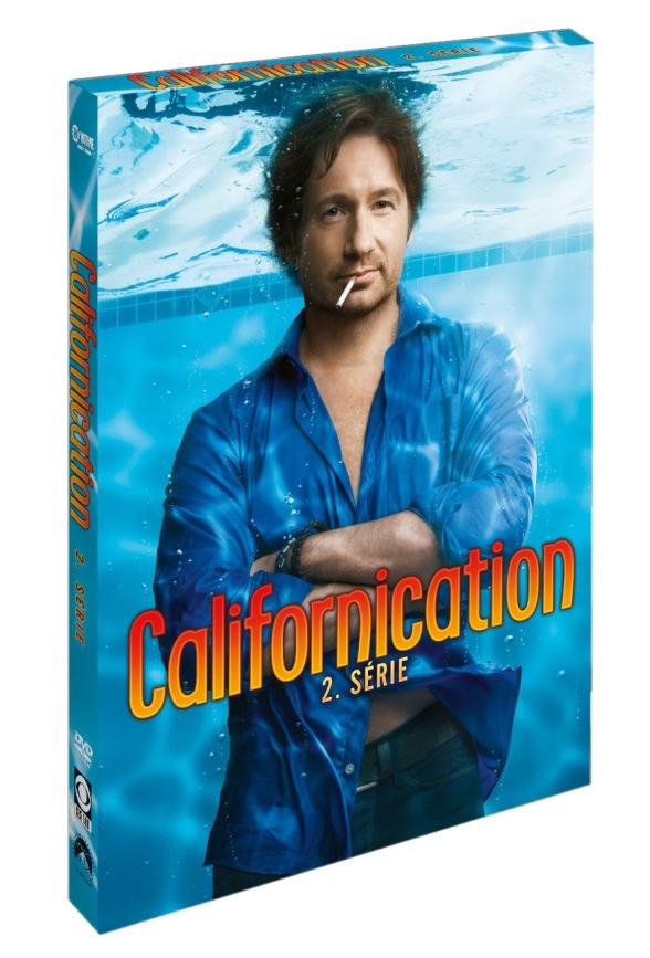CALIFORNICATION - 2. SÉRIE - DVD