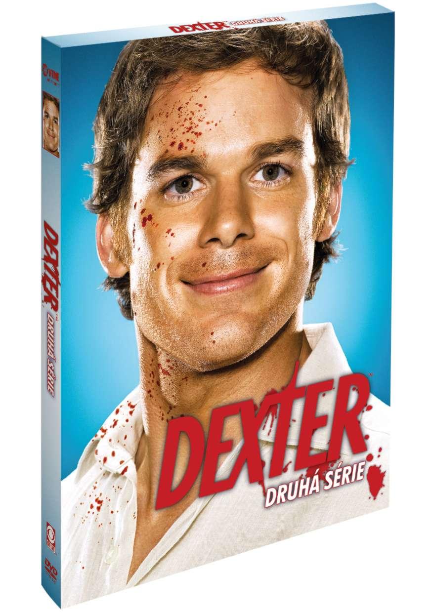 Dexter - 2. série - DVD