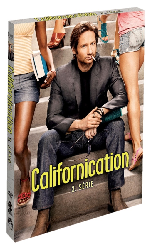 CALIFORNICATION - 3. SÉRIE - DVD