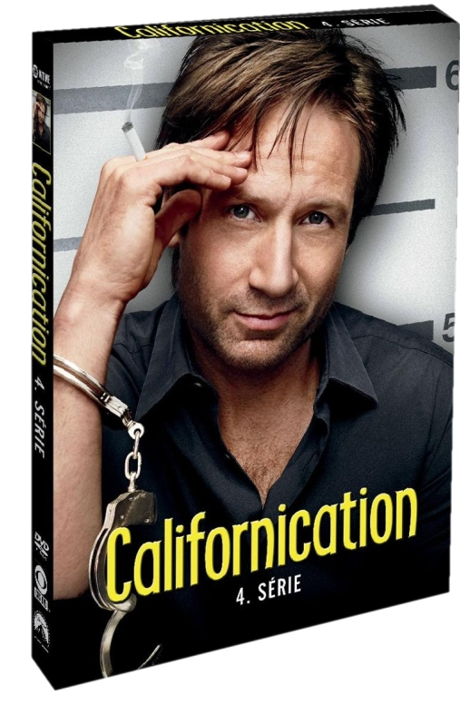 CALIFORNICATION - 4. SÉRIE - DVD