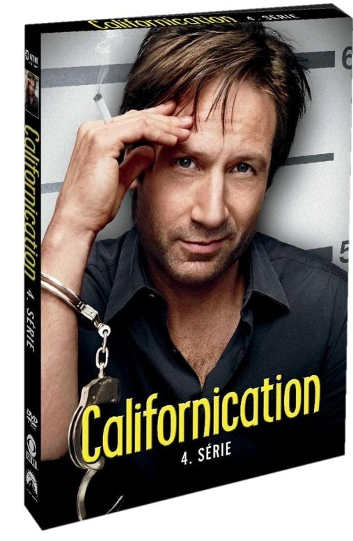 CALIFORNICATION - 4. SÉRIE - DVD
