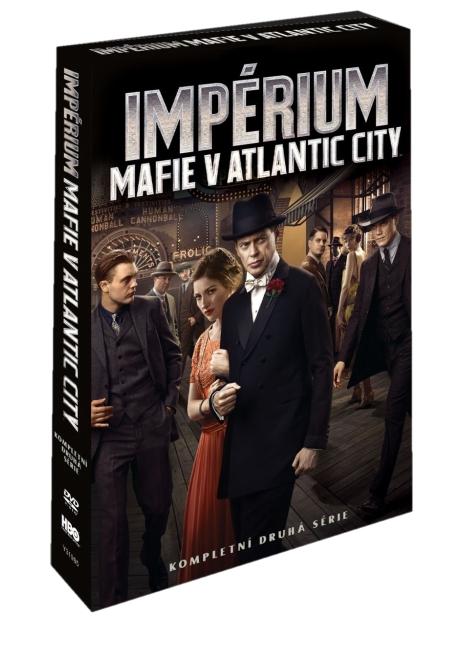 IMPÉRIUM: MAFIE V ATLANTIC CITY - 2. SÉRIE (5 DVD) - DVD