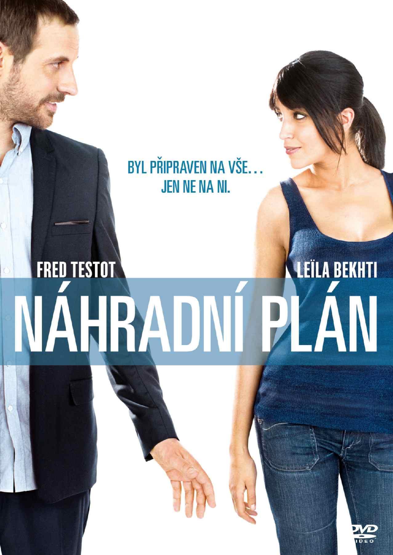 NÁHRADNÍ PLÁN - DVD