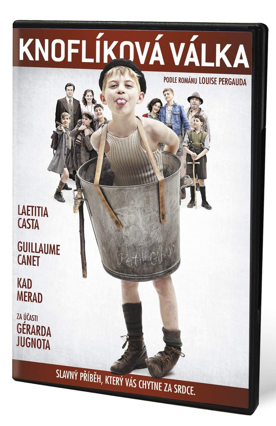 KNOFLÍKOVÁ VÁLKA (2011) - DVD