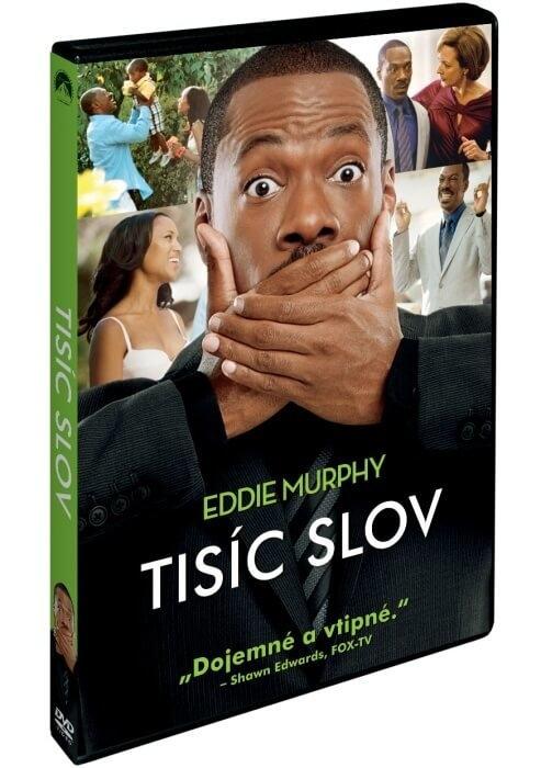 TISÍC SLOV - DVD
