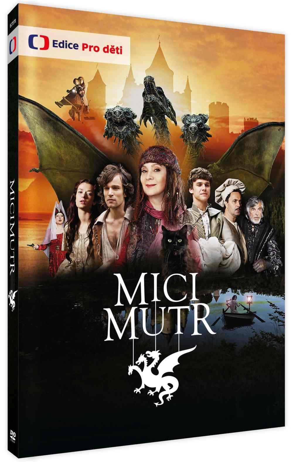 MICIMUTR - DVD