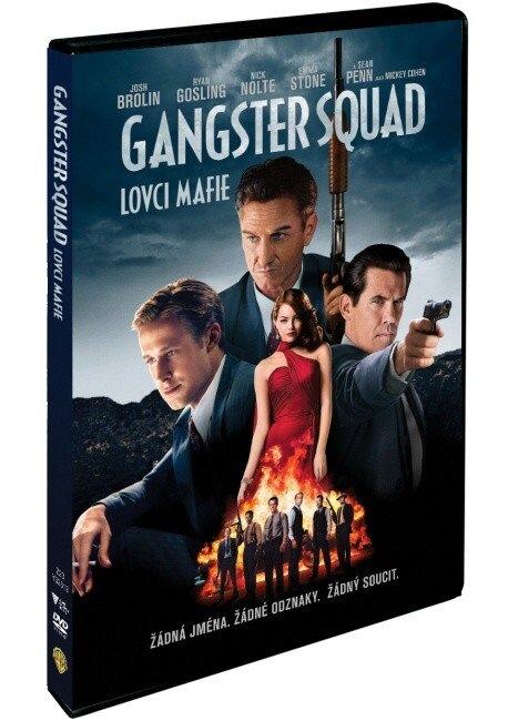 GANGSTER SQUAD: LOVCI MAFIE - DVD