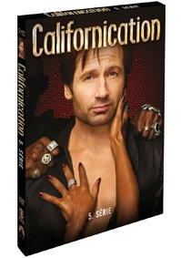 CALIFORNICATION - 5. SÉRIE - DVD