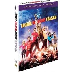 TEORIE VELKÉHO TŘESKU 5. SEZÓNA - DVD