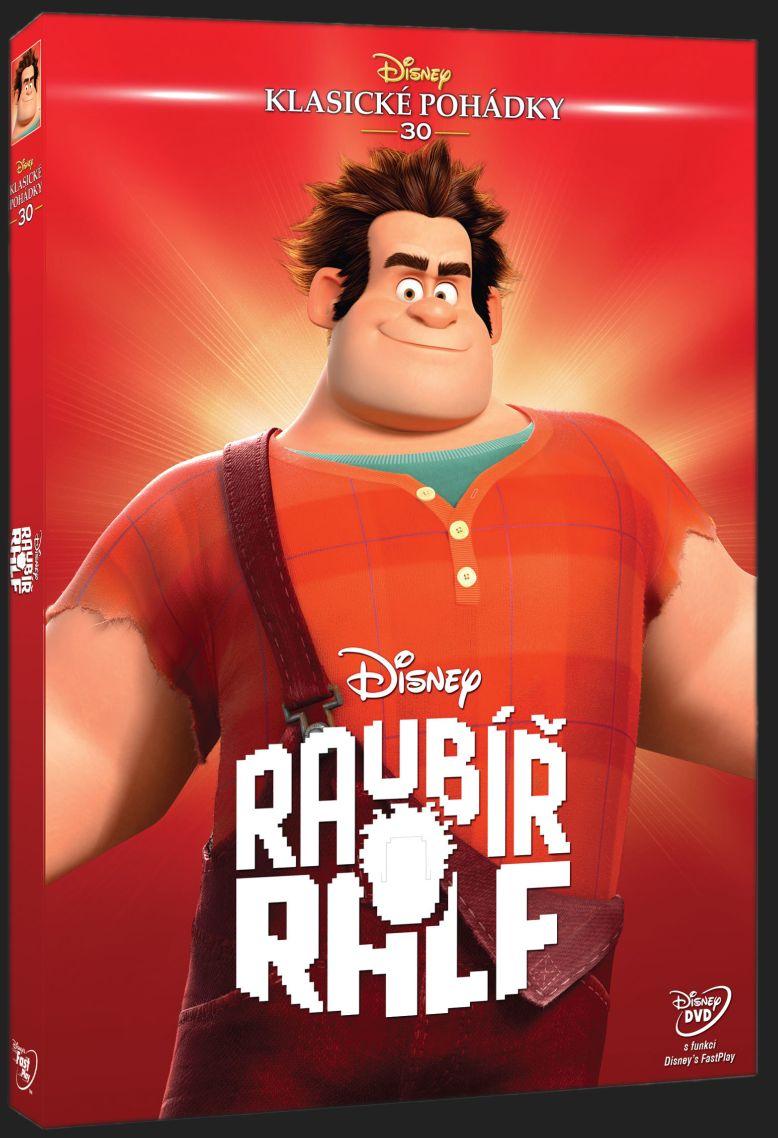 RAUBÍŘ RALF - DVD