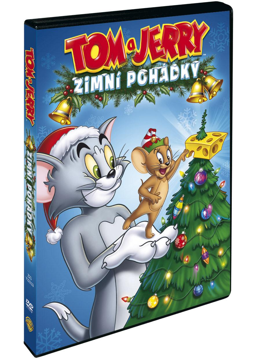 TOM A JERRY: ZIMNÍ POHÁDKY - DVD