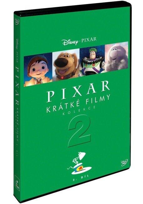 PIXAR: KOLEKCE KRÁTKÝCH FILMŮ 2. DÍL - DVD