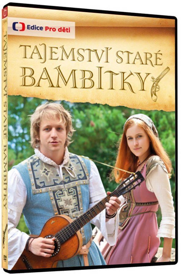 TAJEMSTVÍ STARÉ BAMBITKY - DVD