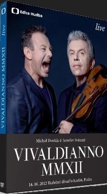 VIVALDIANNO MMXII LIVE - DVD