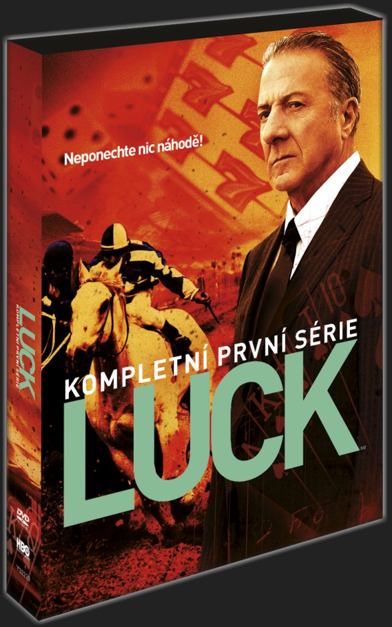 Luck 1. série - 3 DVD