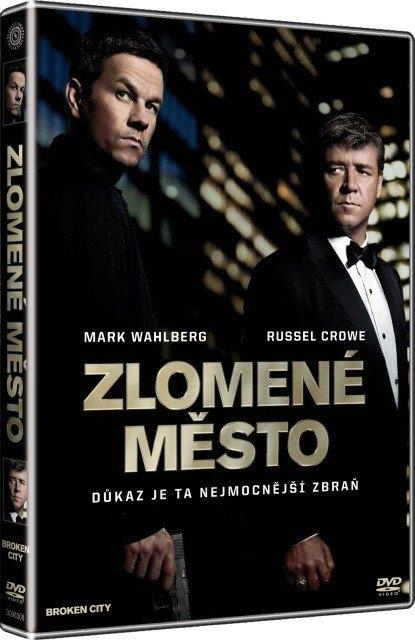 ZLOMENÉ MĚSTO - DVD