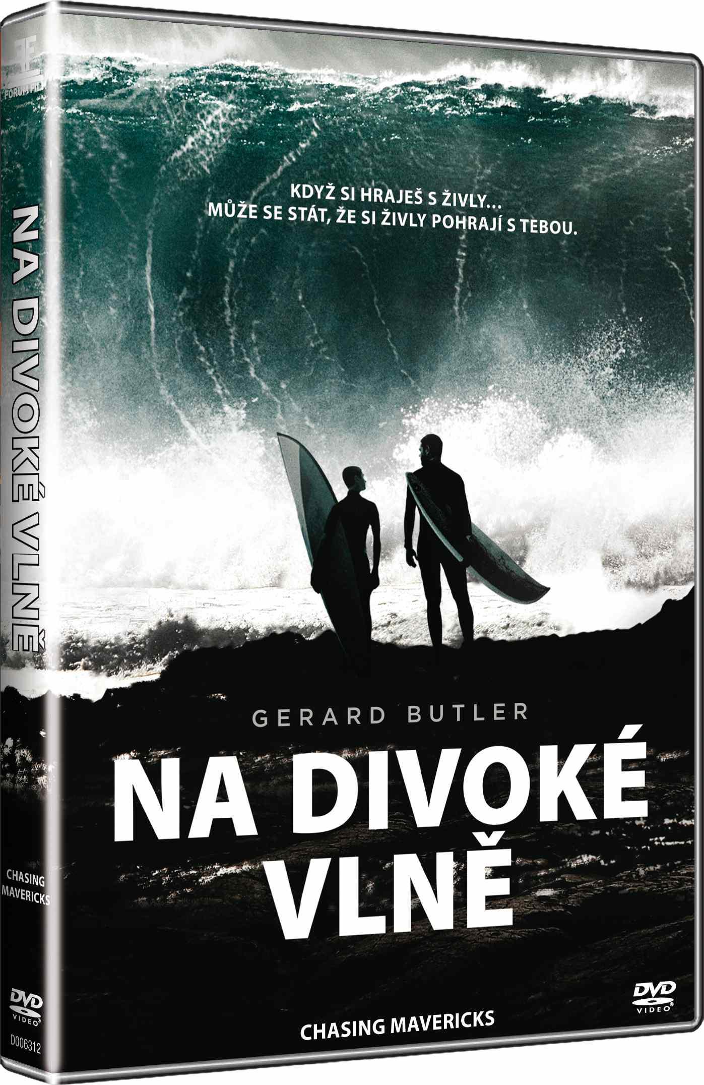 NA DIVOKÉ VLNĚ - DVD