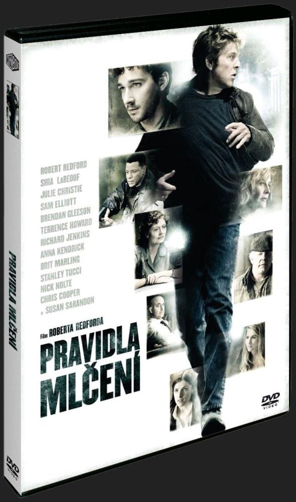 PRAVIDLA MLČENÍ - DVD