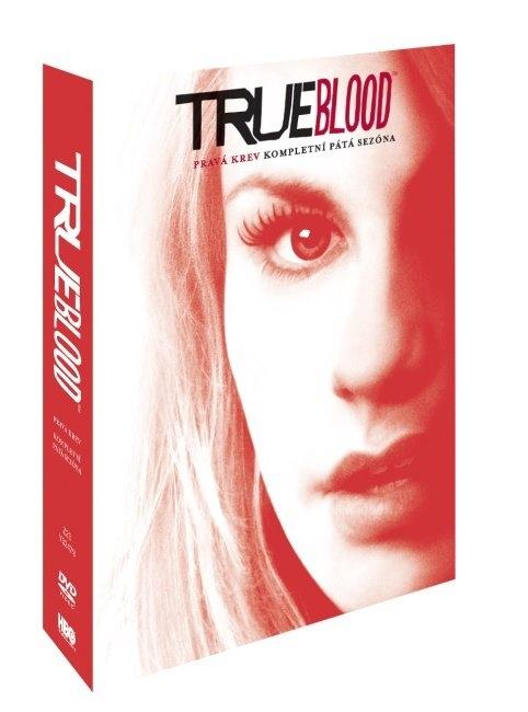 True blood - pravá krev 5. sezona - DVD
