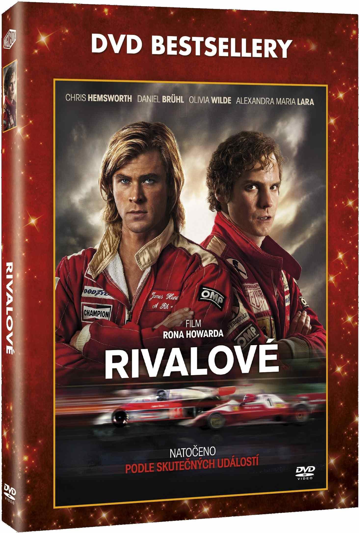 Rivalové (2013) - DVD
