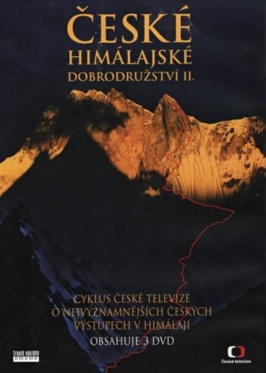 České himalájské dobrodružství 2 - 3DVD + Himalayan Echoes CD soundtrack