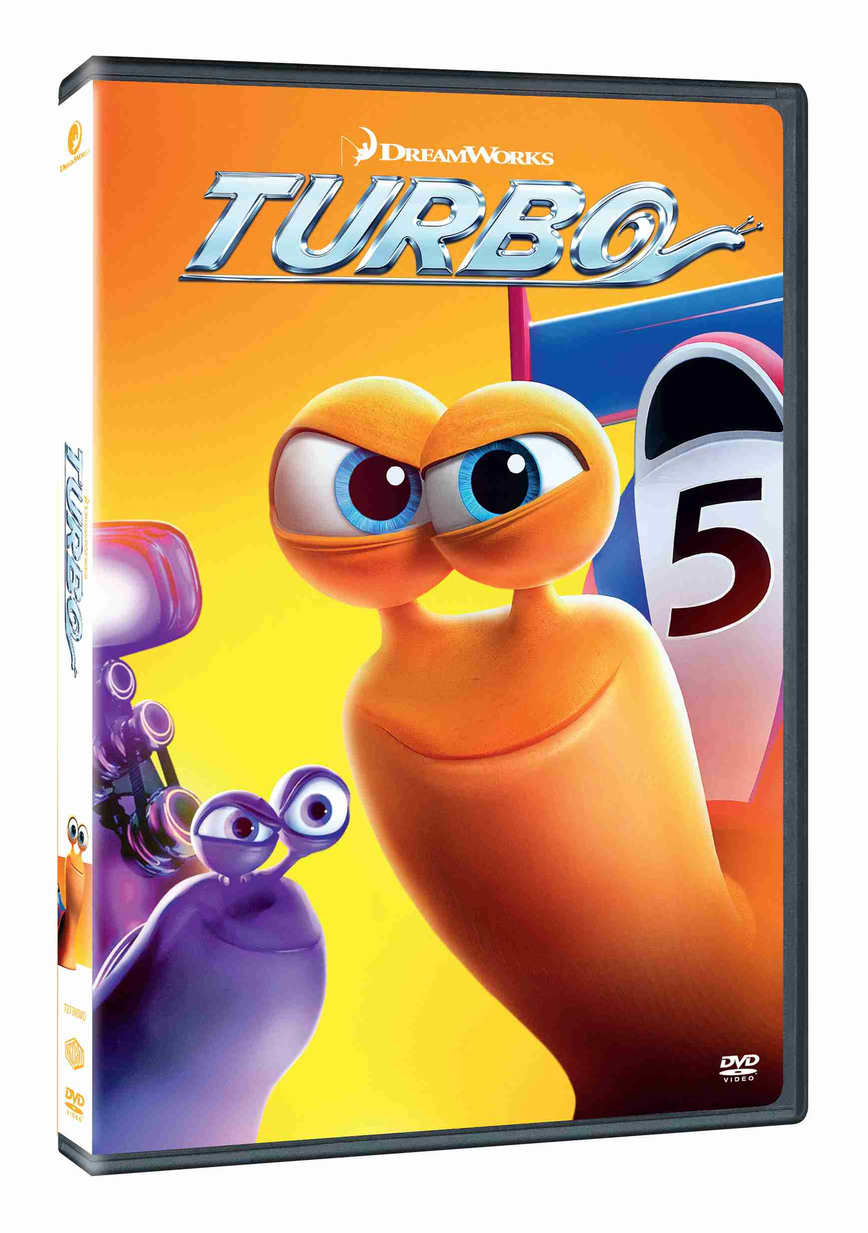 TURBO - DVD