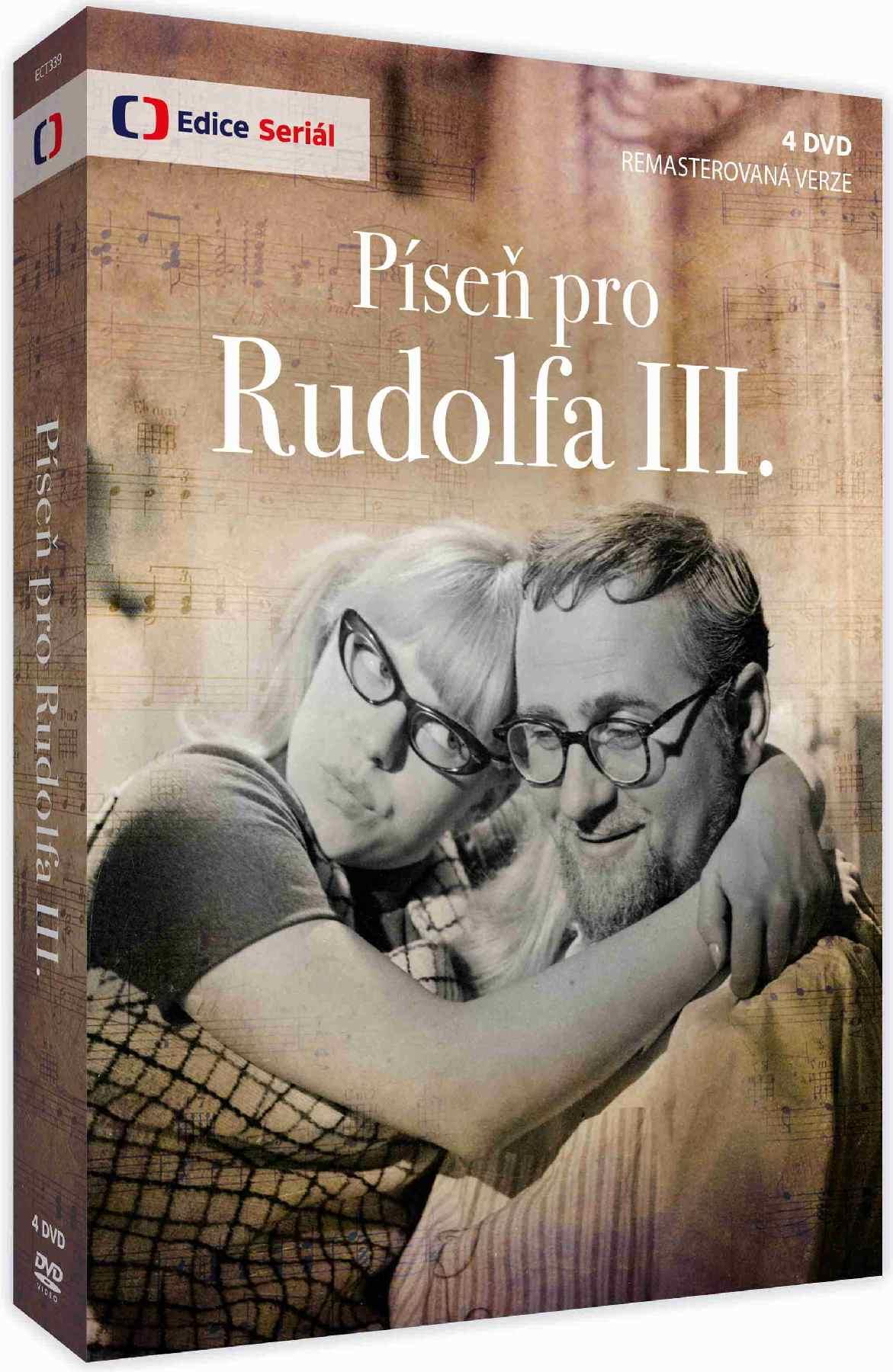 Píseň pro Rudolfa III. - 4 DVD (remasterovaná verze)