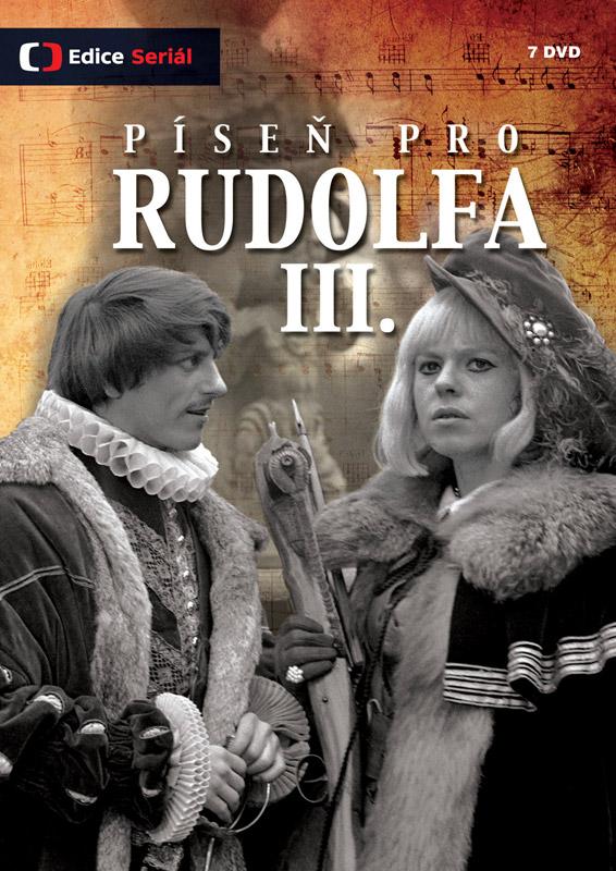 PÍSEŇ PRO RUDOLFA III. - 7 DVD