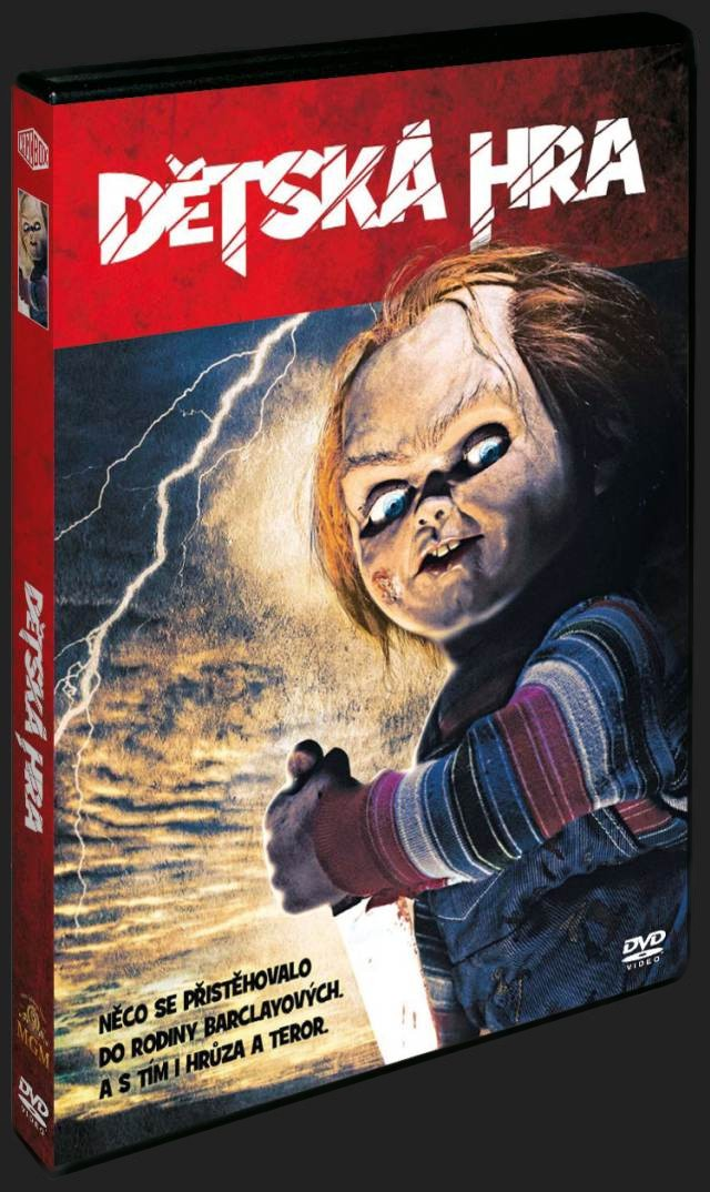 DĚTSKÁ HRA - DVD