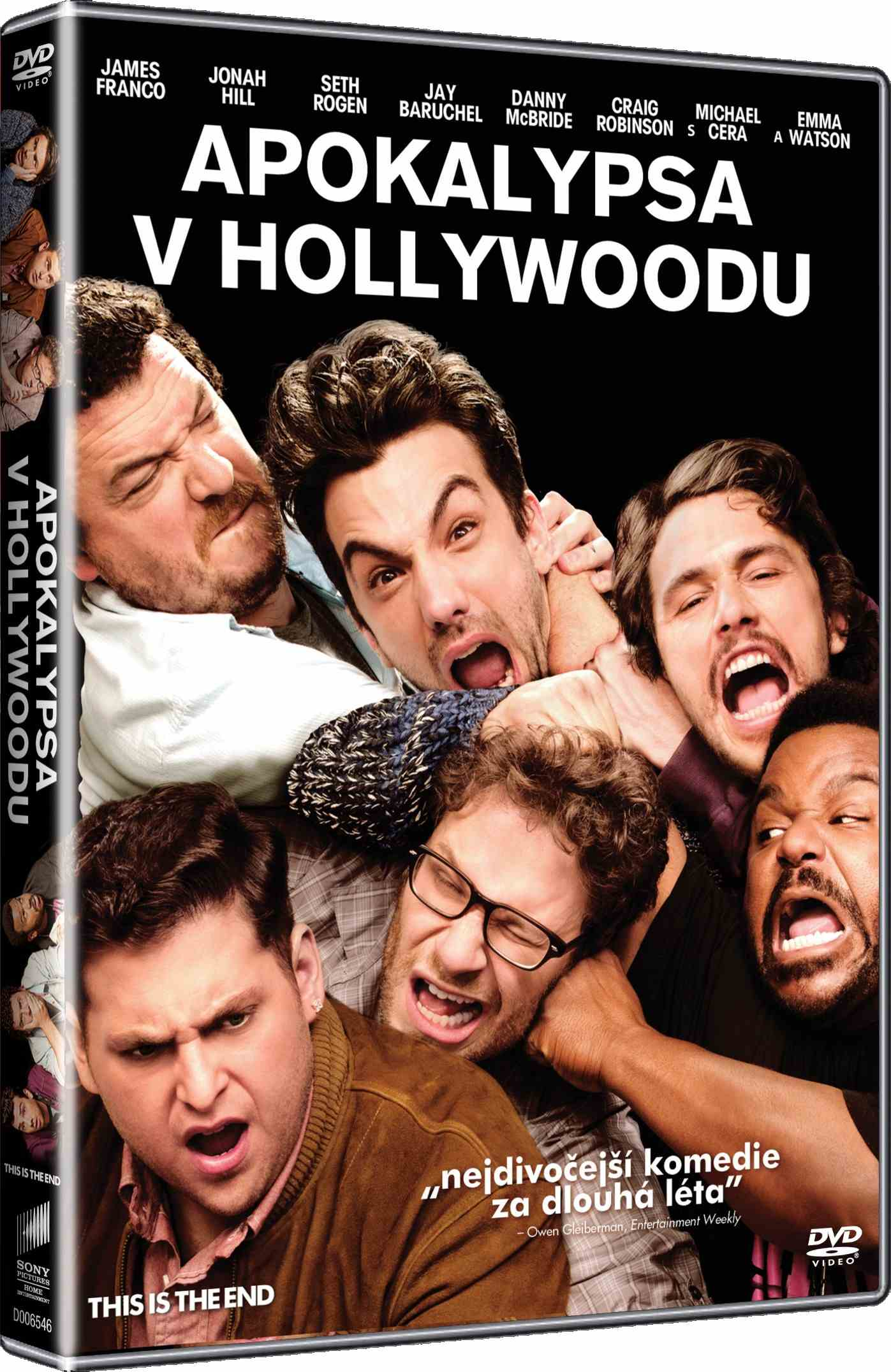 APOKALYPSA V HOLLYWOODU - DVD