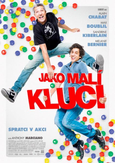 JAKO MALÍ KLUCI - DVD