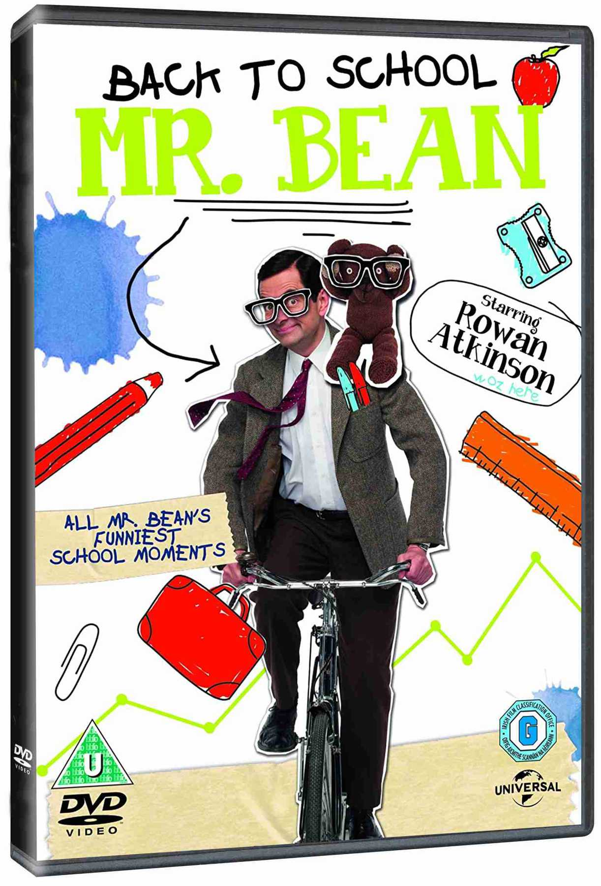 Mr. Bean - Back to school - DVD