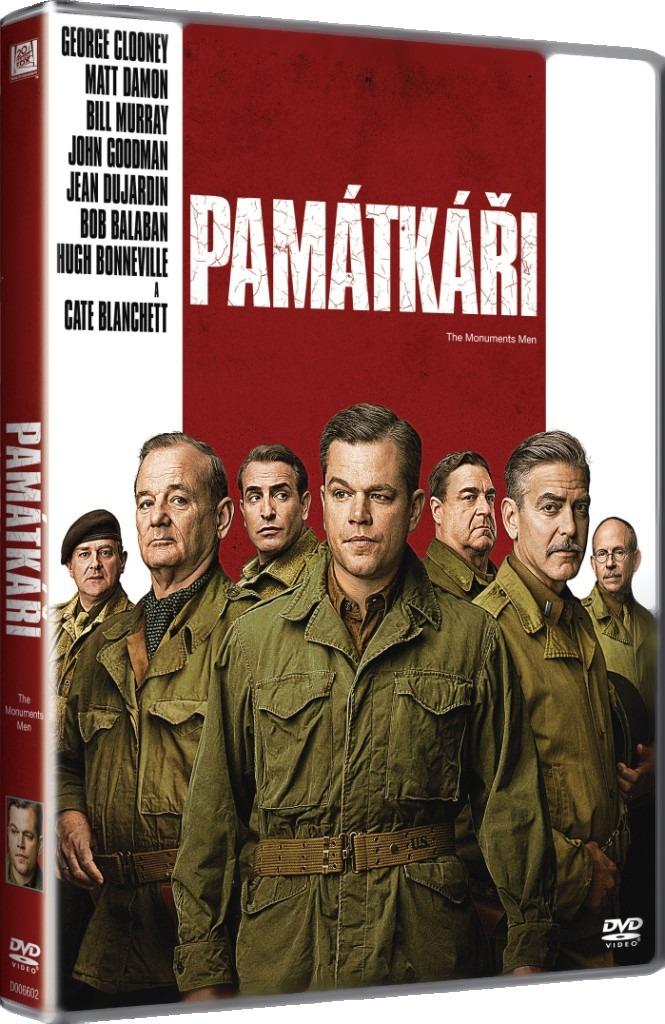 Památkáři - DVD