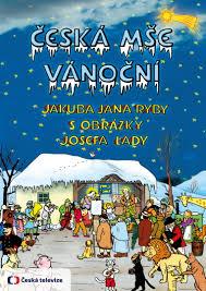 ČESKÁ MŠE VÁNOČNÍ S OBRÁZKY JOSEFA LADY - DVD