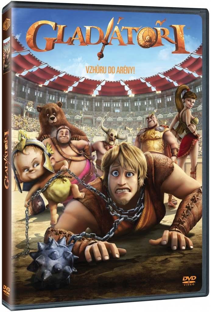 GLADIÁTOŘI - DVD