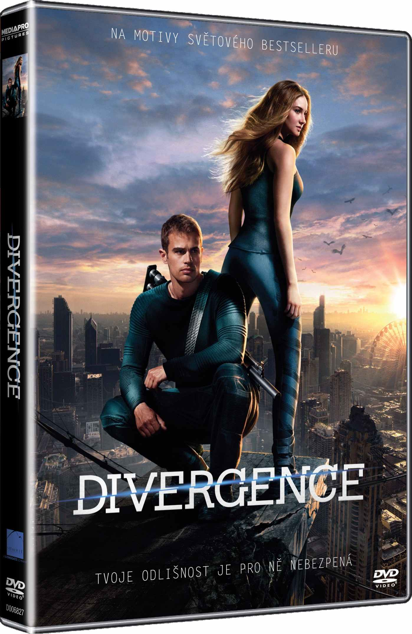DIVERGENCE - DVD
