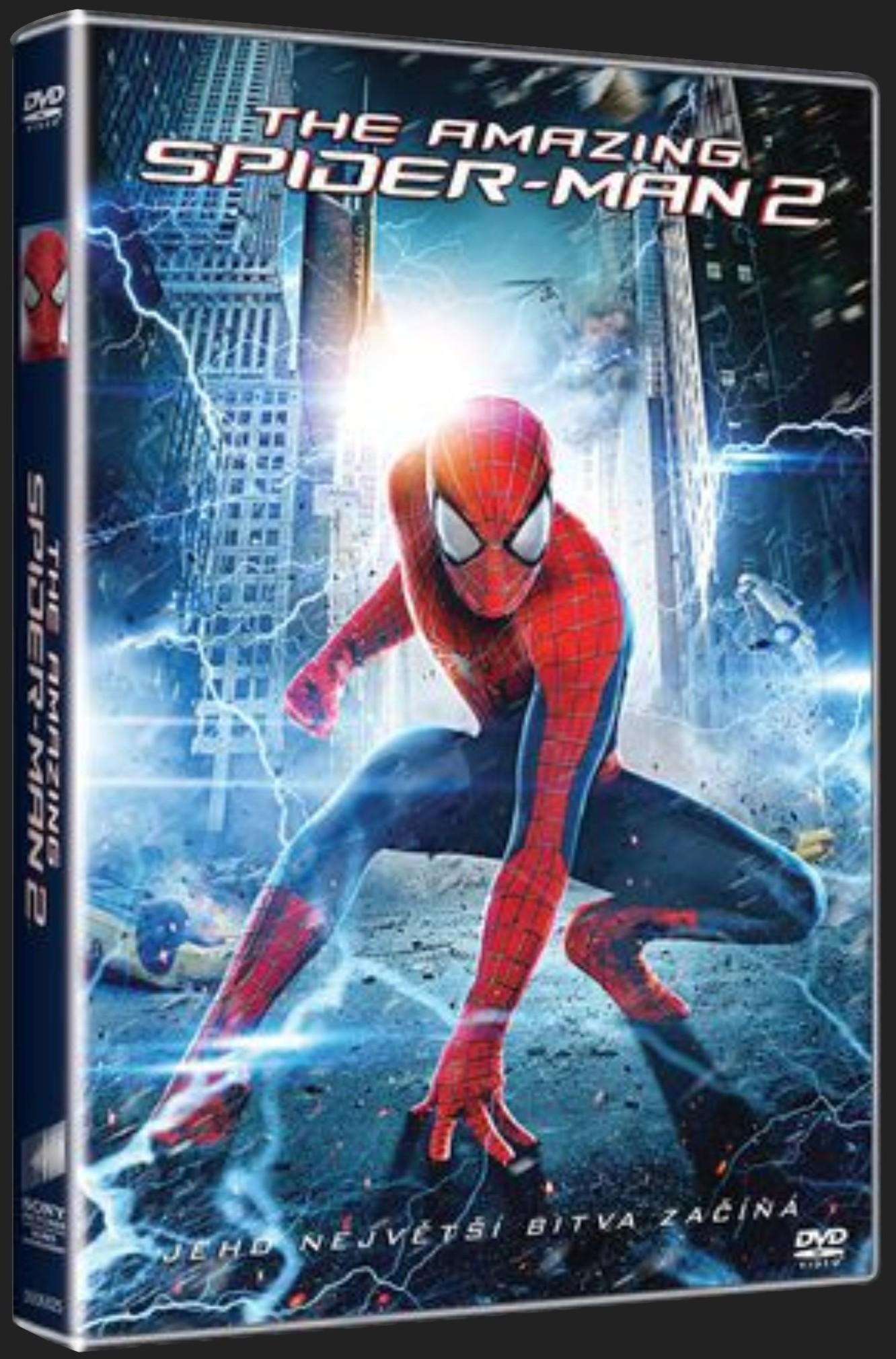 AMAZING SPIDER-MAN 2 - DVD