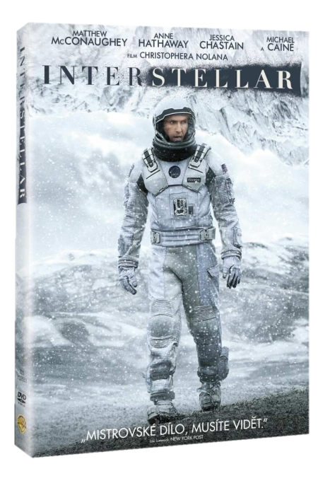 INTERSTELLAR - DVD