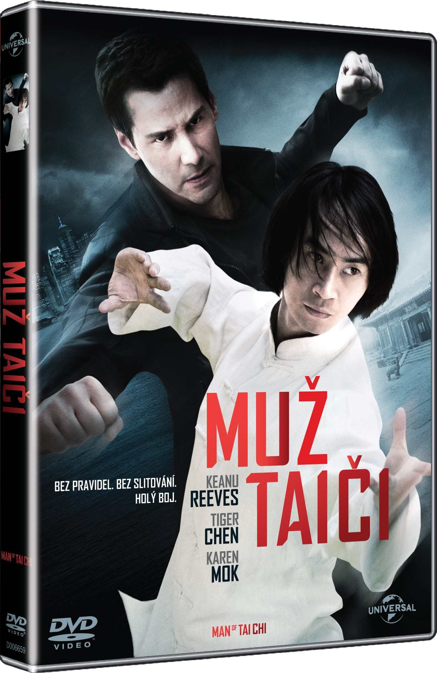 MUŽ TAIČI - DVD