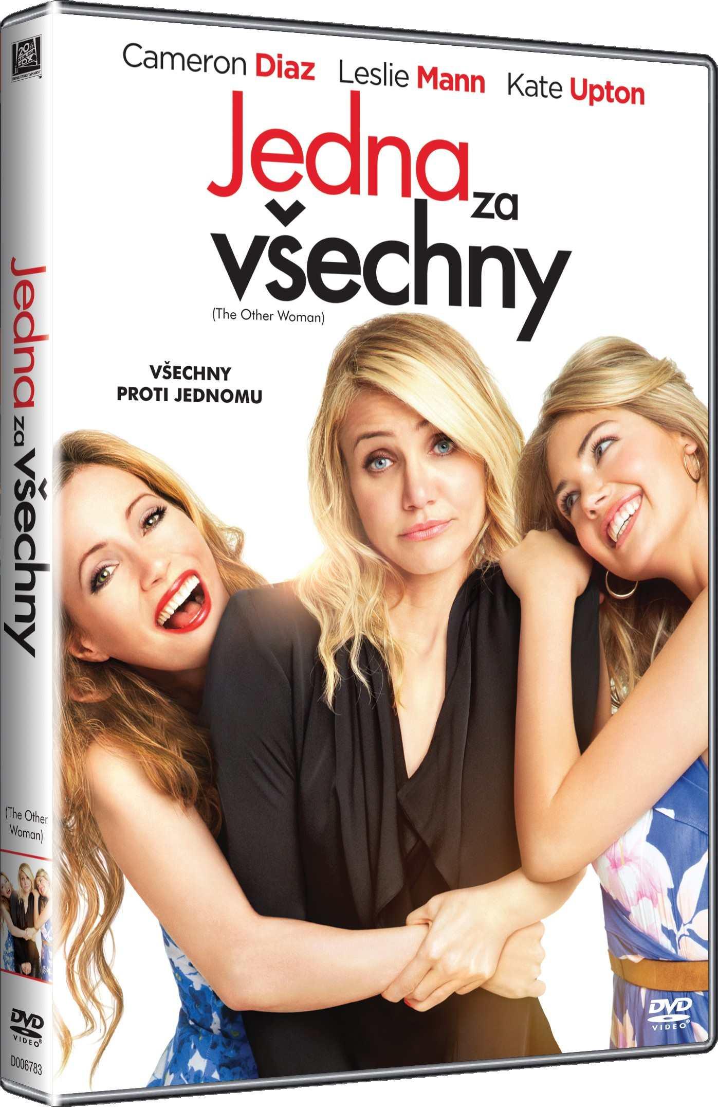 JEDNA ZA VŠECHNY - DVD