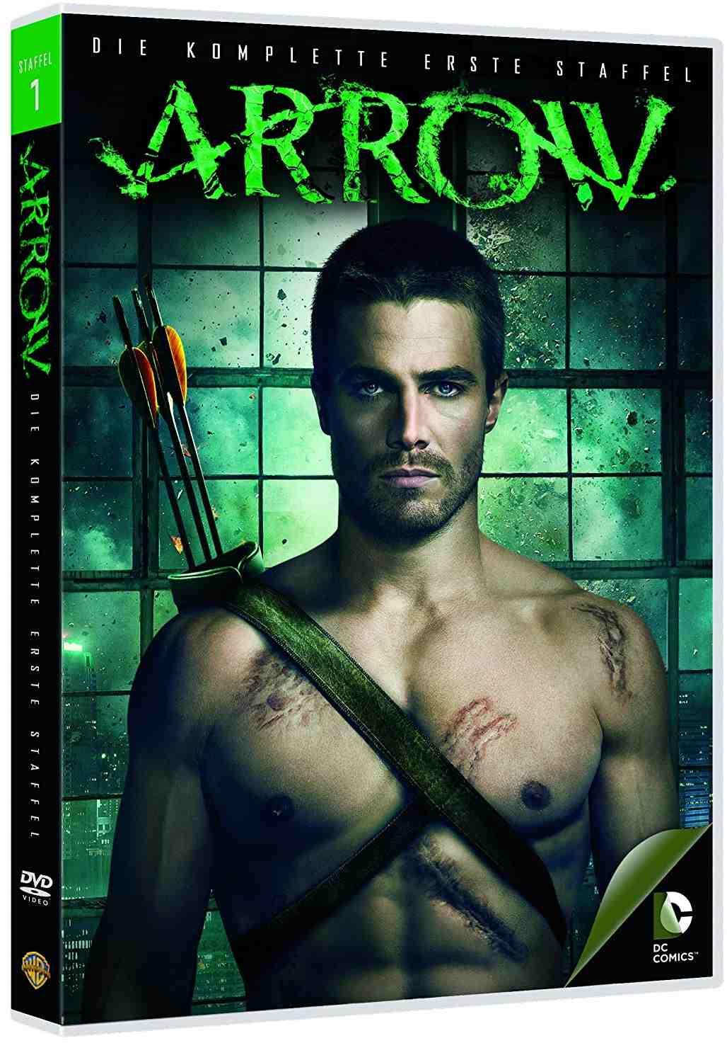 Arrow - 1. série - 5 DVD