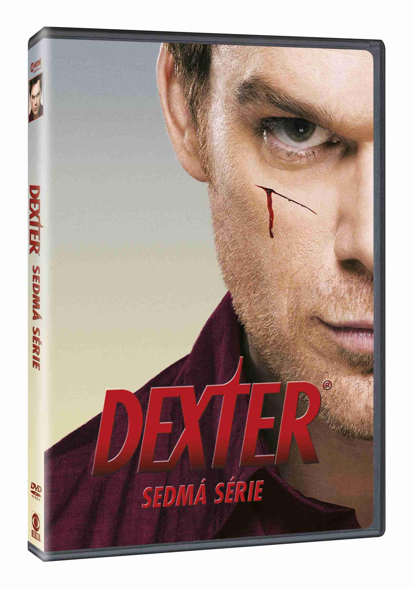 DEXTER - 7. SÉRIE - DVD